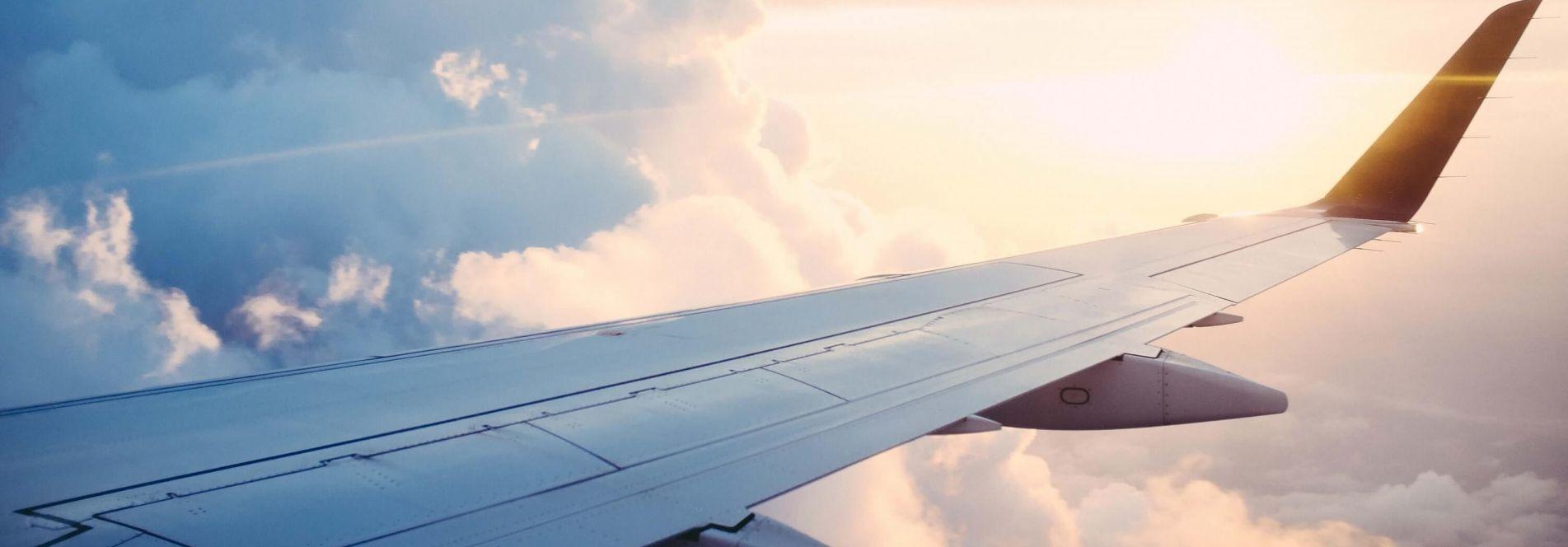 Europska putovanja avionom