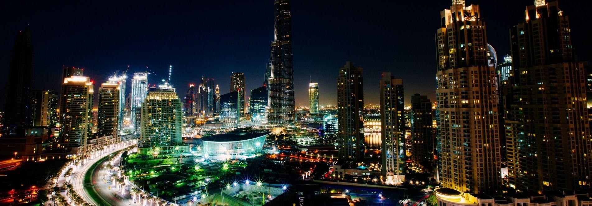 Dubai u zimskim praznicima