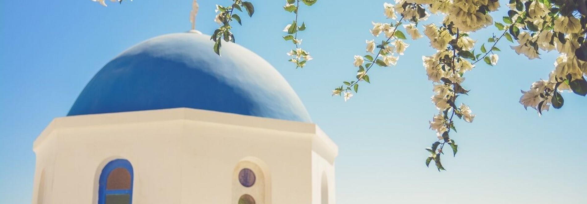 Ljeto na Santoriniju 2019.