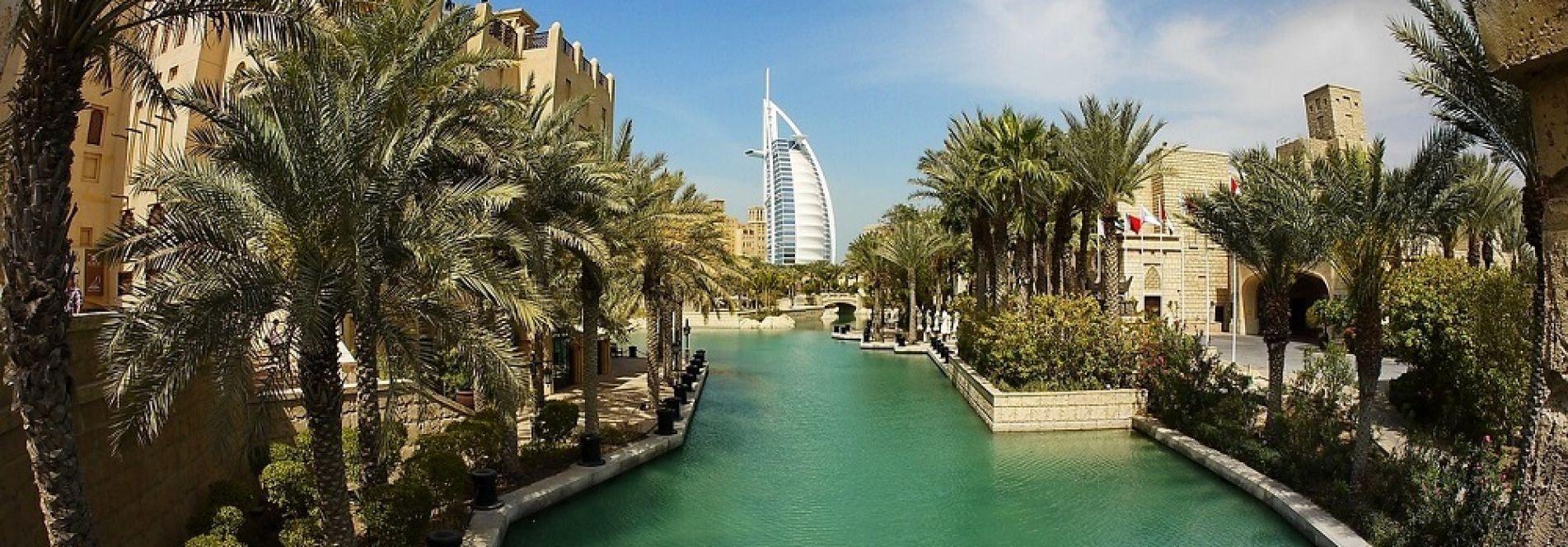 Dubai za proljetne praznike!