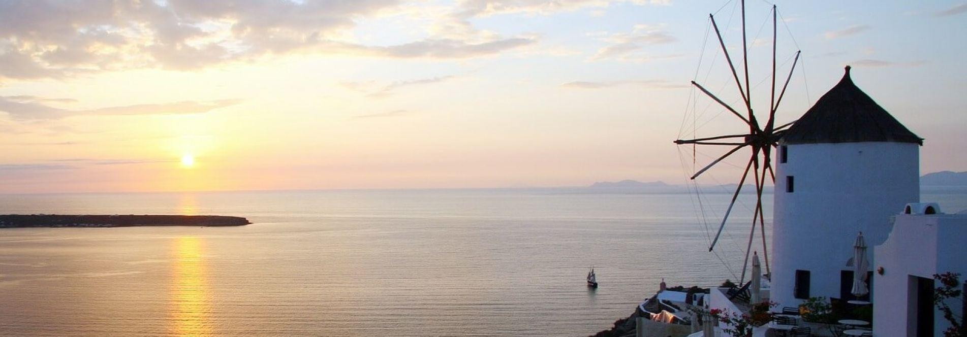 Atena i Santorini 7 dana