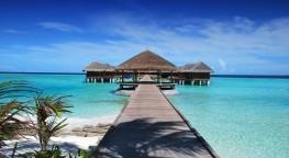Maldivi - nestvarni komadići raja