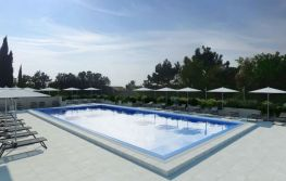 Hotel i paviljoni Ad Turres 3*