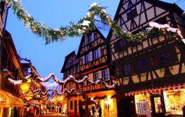 Advent u Nurnbergu i Strasbourgu