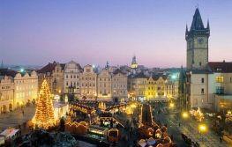 Advent u Pragu 3 dana