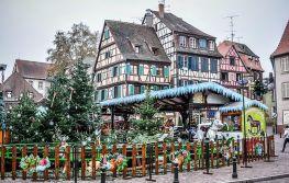 Advent Strasbourg i Colmar 4 dana