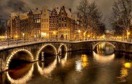 Advent u Amsterdamu i festival svjetlosti