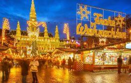 Advent u Beču 3 dana