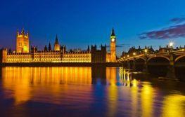 Advent u Londonu 4 dana