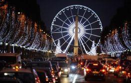 Advent u Parizu 4 dana