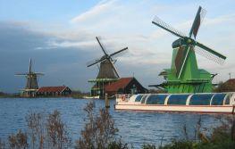 Amsterdam, Keukenhof i mala Nizozemska tura