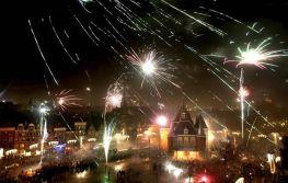 Nova godina u Amsterdamu