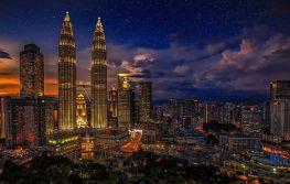 Kuala Lumpur, Bali, Singapur 13 dana