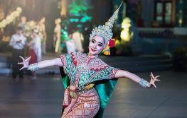 Tajland - Krabi i Bangkok