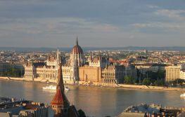 Budimpešta 3 dana