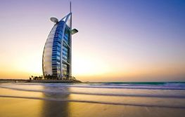 Dubai zimski praznici - 5 dana