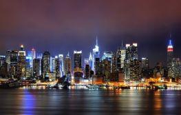 Nova godina u New Yorku
