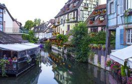 Colmar i najljepša Francuska sela