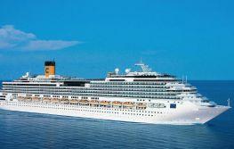 Krstarenje Zapadnim Mediteranom - Costa Fascinosa