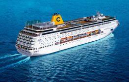 Krstarenje Dubai - Genova