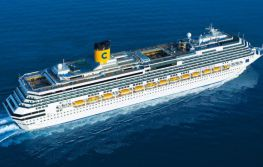Krstarenje Zapadnim Mediteranom - Costa Pacifica