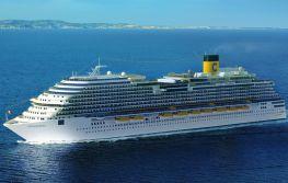 Krstarenje Zapadnim Mediteranom - Costa Diadema