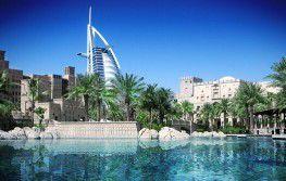 Dubai - zimski praznici