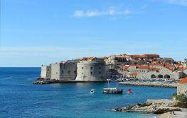 Dubrovnik 8 dana, avionom iz Zagreba