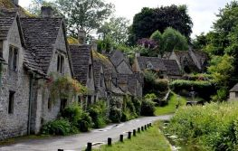 Cotswolds, Wales i London