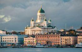 Helsinki, Tallinn, Riga i Stockholm