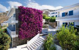 Mikonos - Hotel Alkistis 3*