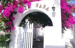 Santorini - Hotel Hara 2*s