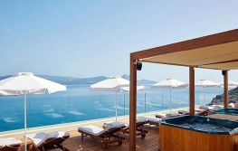 Rods - Lindos Blu Luxury Hotel & Suites 5*