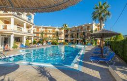 Hotel Plaza Pallas 3*s