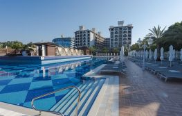 Hotel Quattro Beach Spa & Resort 5*