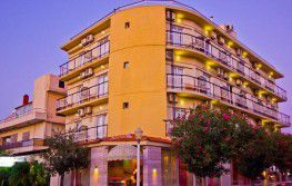 Rodos - Hotel Silvia 2*