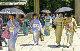 Jesen u Japanu 10 dana