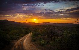 Južna Afrika, Svaziland, Viktorijini slapovi i safari u Bocvani