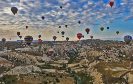 Kapadokija 6 dana