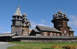 St. Peterburg i Karelija
