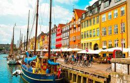 Kopenhagen 4 dana