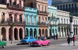 Kuba - Havana i Varadero