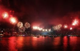 Libanon tura i Bejrut Nova godina