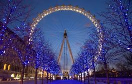 Nova godina u Londonu - 5 dana
