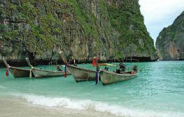 Tajland - Bangkok i Phuket