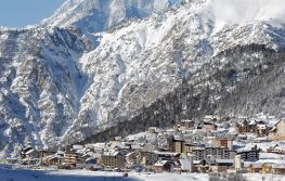 Skijanje Montgenevre - Francuska