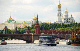Rusija - Moskva i St. Peterburg, biseri Rusije