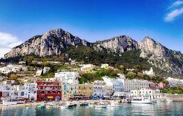 Napulj, Capri, Pompeji i Amalfi