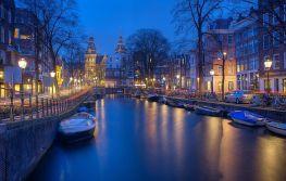 Amsterdam - Nova godina uz Festival svjetlosti