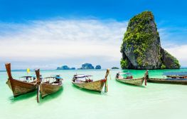 Nova godina na Tajlandu 2